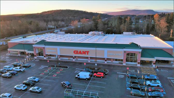 Giant Food Store Bartonsville